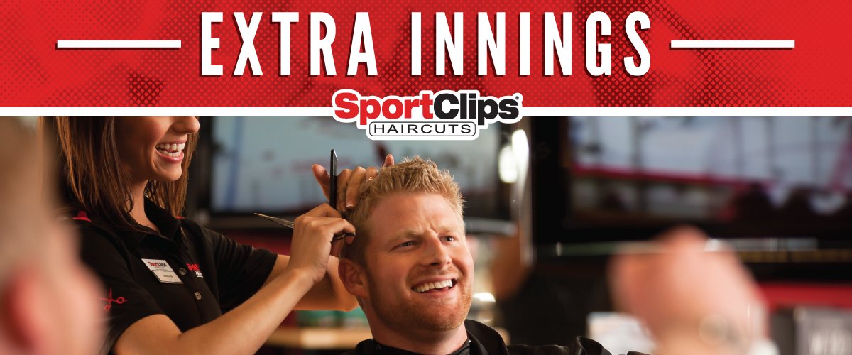 The Sport Clips Haircuts of Dallas/Knox St. Extra Innings Offerings